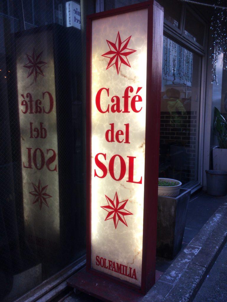カフェデルソル 天神 福岡 パンケーキ カフェ