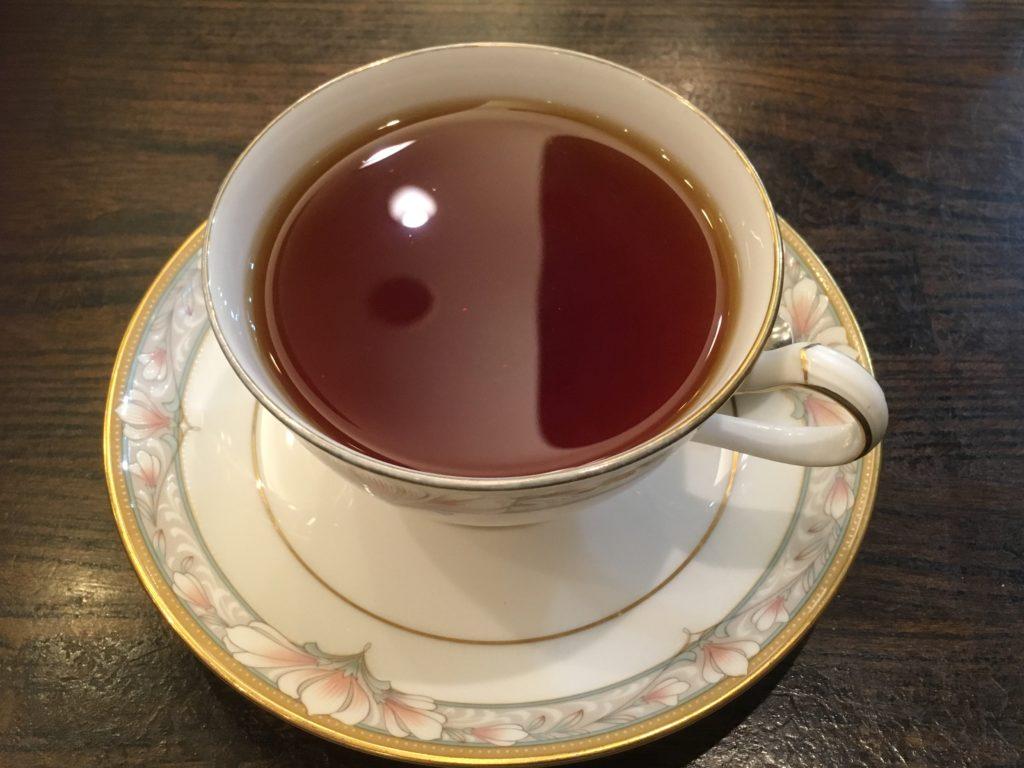 ルポーゼすぎ 八幡山 ホットケーキ カフェ 喫茶店 サービスデー 5のつく日アップルティー