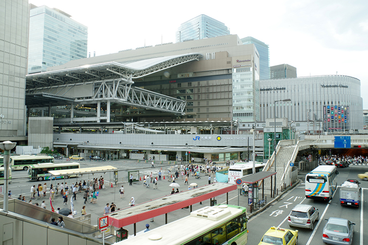 JR大阪駅 ステーションプラザ 梅田