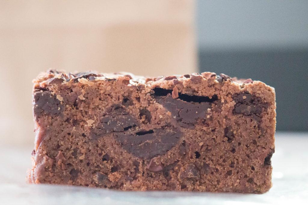ダンデライオンチョコレートのチョコレートブラウニー