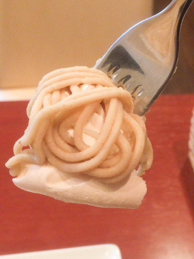 プレジール Plaisir 三軒茶屋 代沢 絞り立て モンブラン ケーキ 洋菓子 スイーツ イートイン カフェ