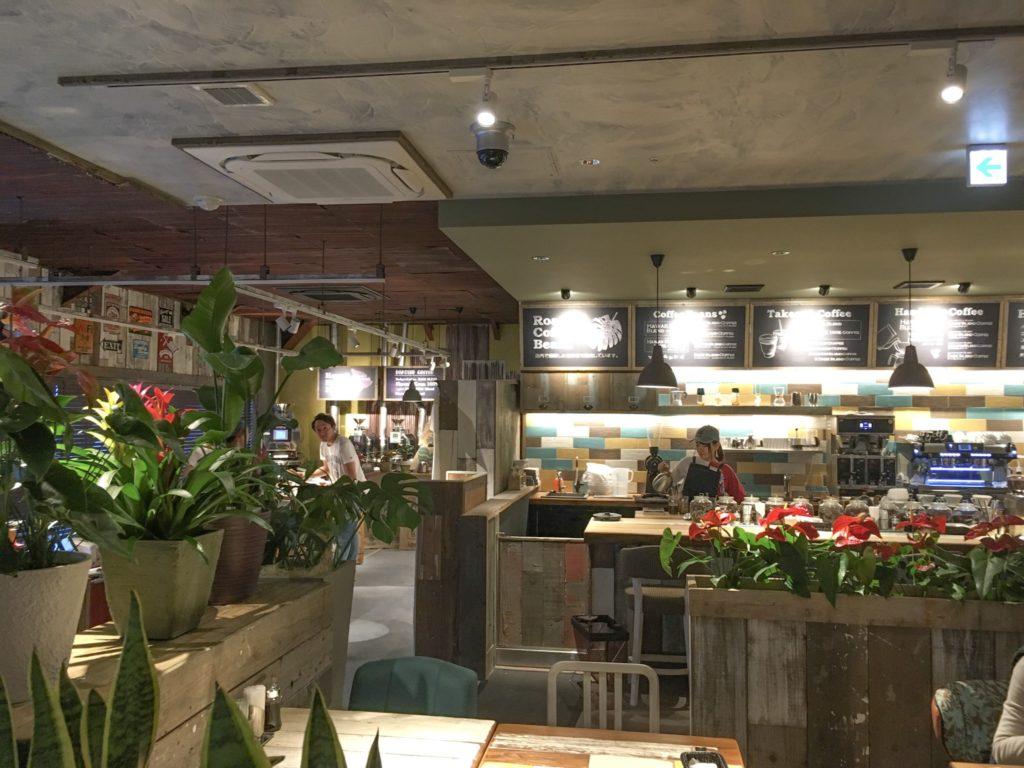 コナズ珈琲 仙川 成城 パンケーキ カフェ