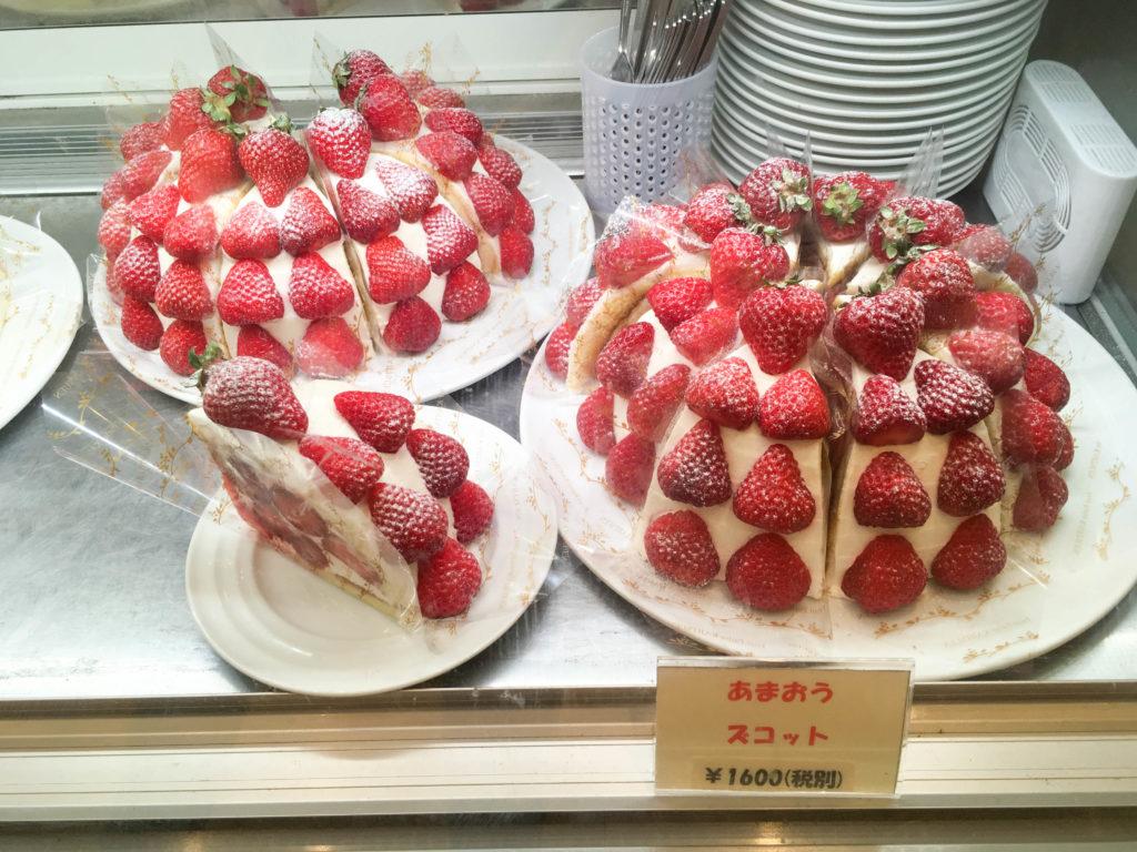 果実園リーベル 新宿 フルーツ パンケーキ モーニング フルーツサンド いちご