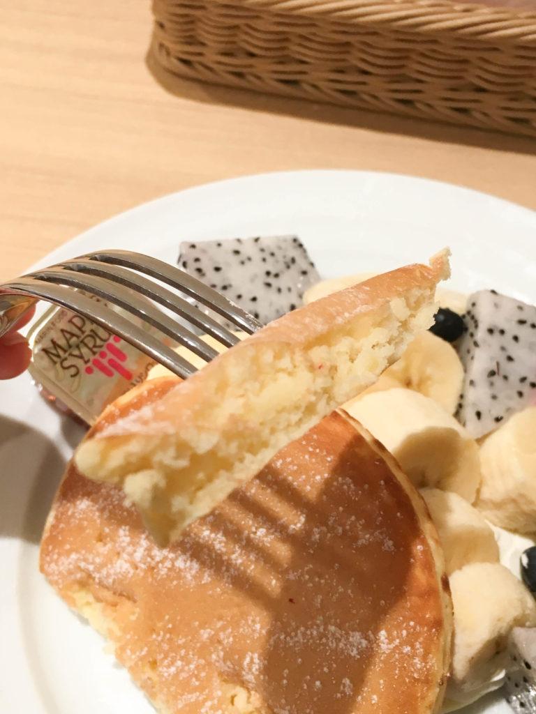 果実園リーベル 新宿 フルーツ パンケーキ モーニング フルーツサンド 果物