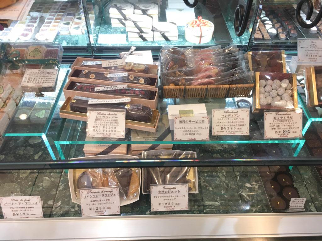 ノリエット 下高井戸 パリ スイーツ ケーキ ヴィエノワズリー ガトーセック アントルメグラッセ ホールケーキ コンフィチュール パティスリー フランス菓子
