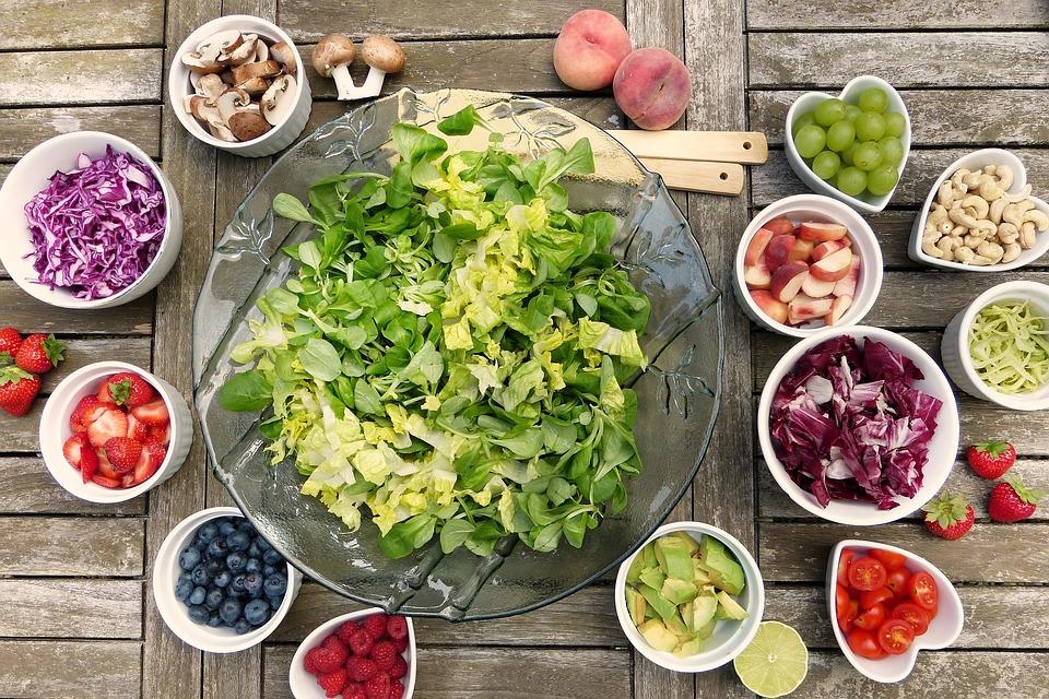 健康 整体 食事
