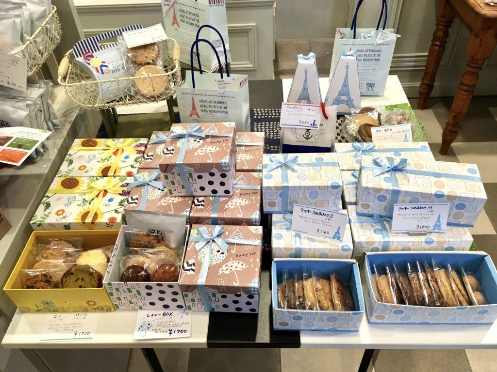 ルラシオン 芦花公園 クープ パフェ ケーキ コーヒー 焼き菓子