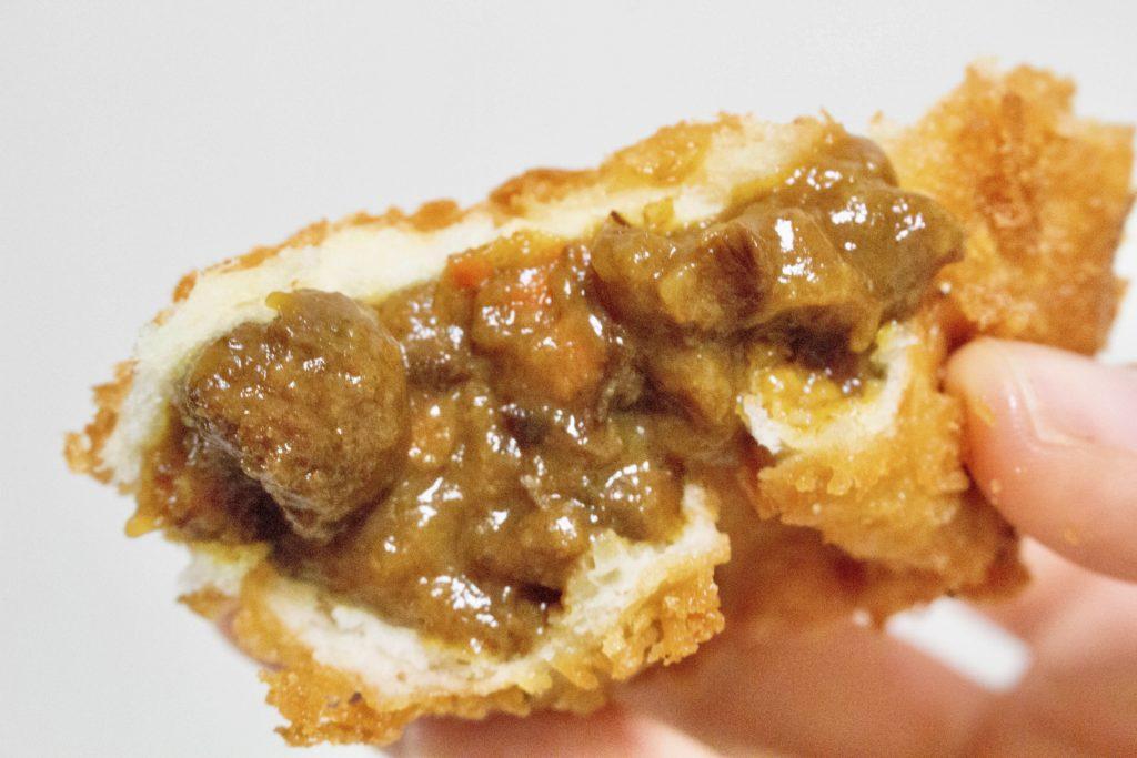 ブーランジェリー ボヌール 三軒茶屋 パン おすすめ ベーカリー しあわせのカレーパン