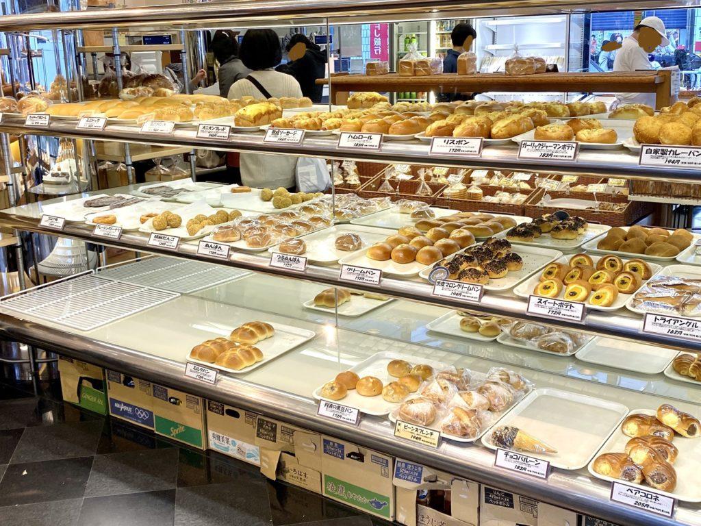 成城パン 成城学園前 パン 食パン 菓子パン