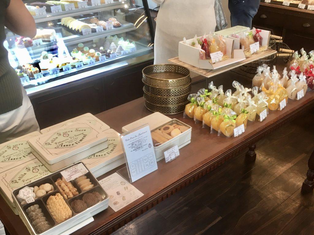 パティスリー ユウ ササゲ Patisserie Yu Sasage 千歳烏山 ケーキ おすすめ 焼き菓子