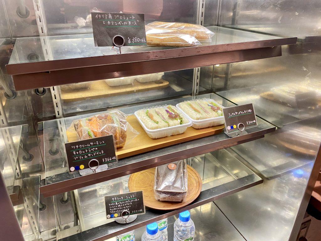 ラヴィエクスキーズ 千歳船橋 経堂 桜上水 パン ベーカリー カフェ イートイン 惣菜パン
