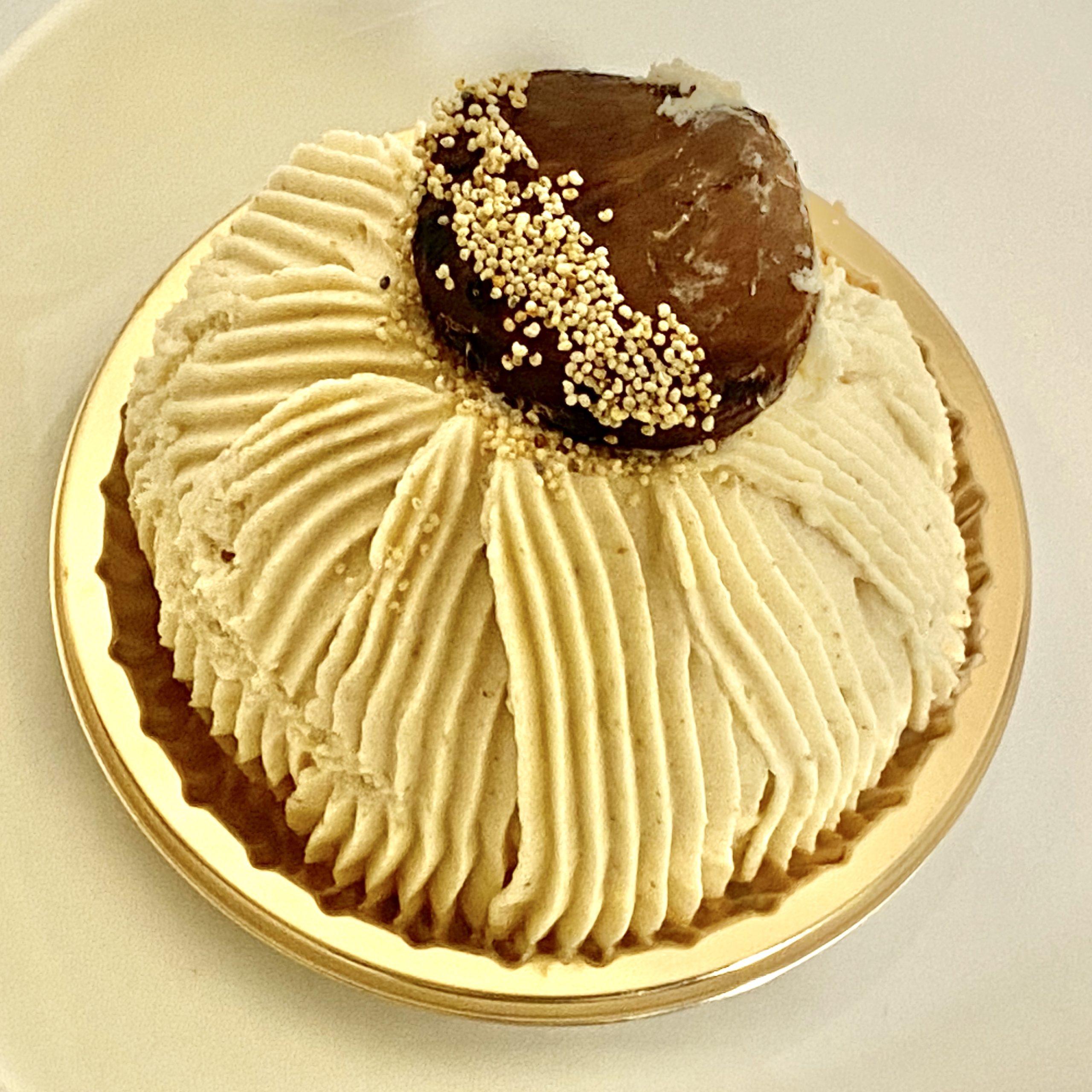 ガーデニア洋菓子店 上北沢 ケーキ スポンジ ドボスクーヘン ココア モンブラン 栗