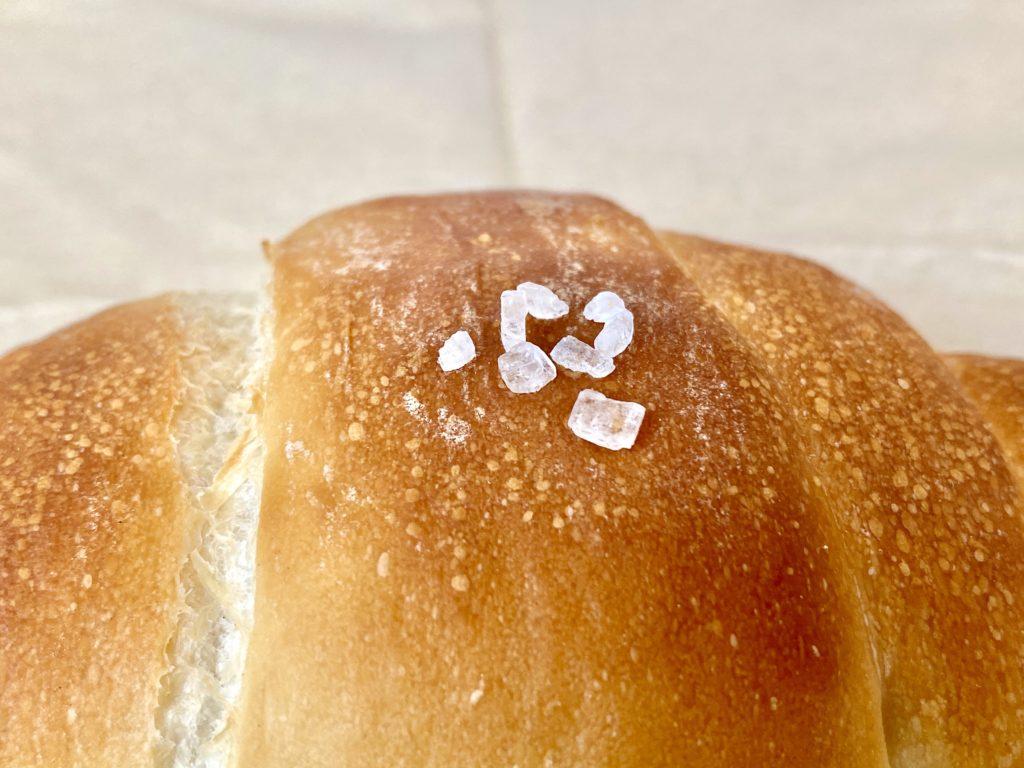 ファイブスターズ コーヒー&ベーカリーSETAGAYA 下高井戸 パン パンドミ ハードトースト イートイン ノマド Wi-Fi 電源 コンセント 塩バターパン