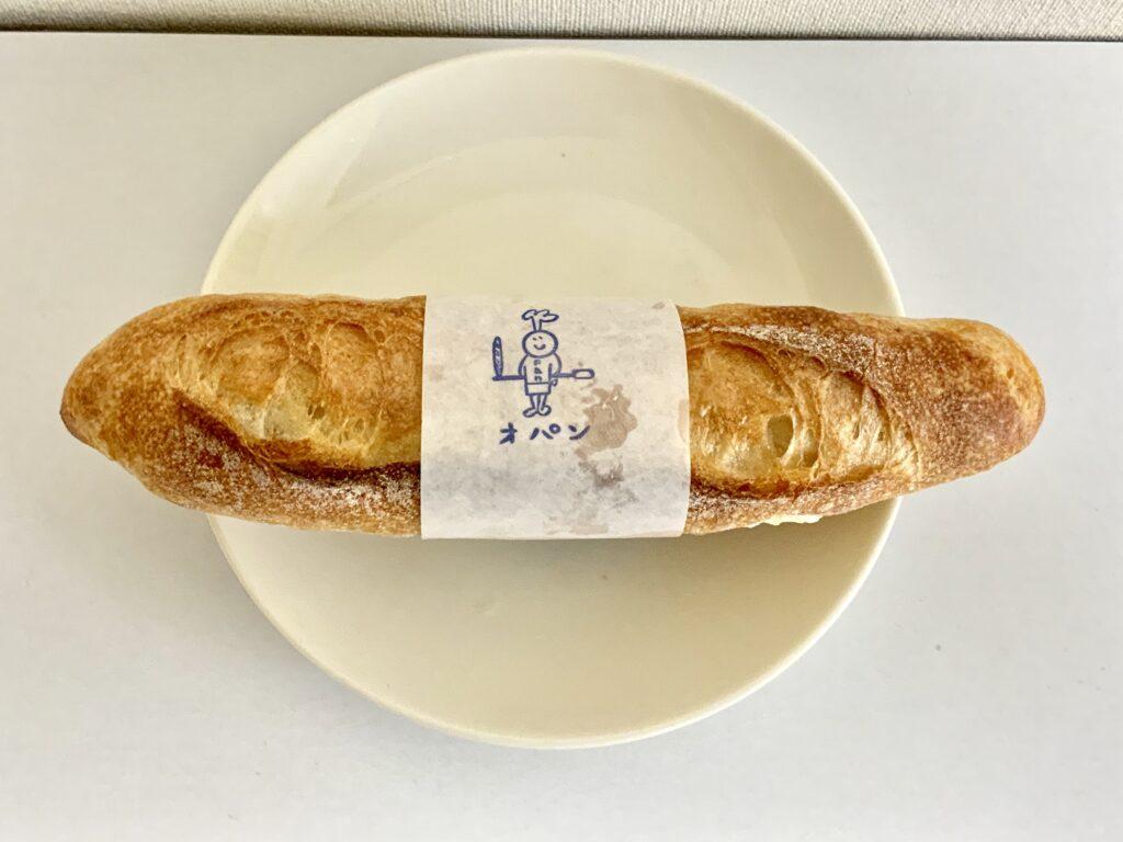 オパン OPAN 笹塚 パン ミルクフランス フランスパン ベーカリー 行列 オパンドッグ