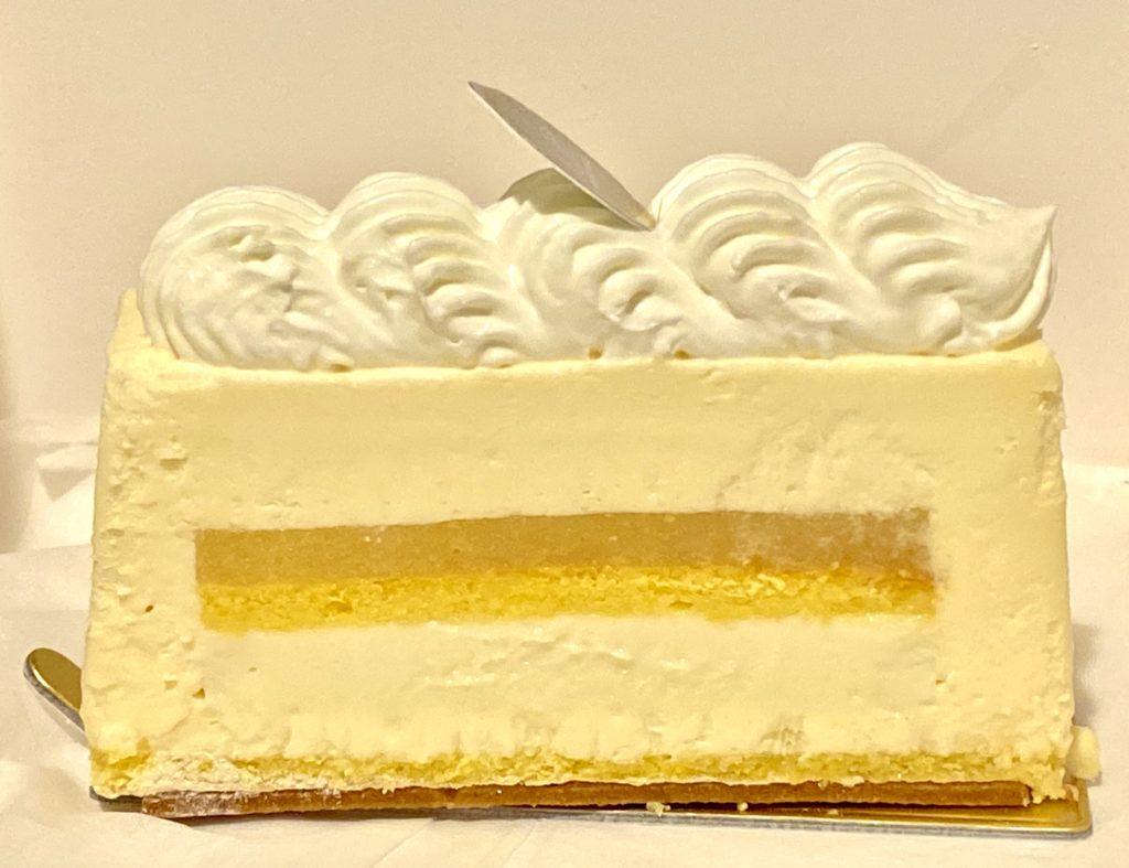 エーグルドゥース 目白 ケーキ フロマージュクリュ チーズケーキ